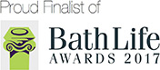 Bath Life Awards 2017 Finalist